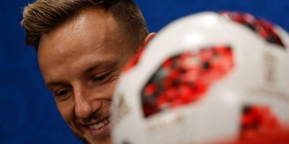 """""""Me retiraría el lunes si fuera el precio a pagar por la Copa"""", dice Rakitic"""