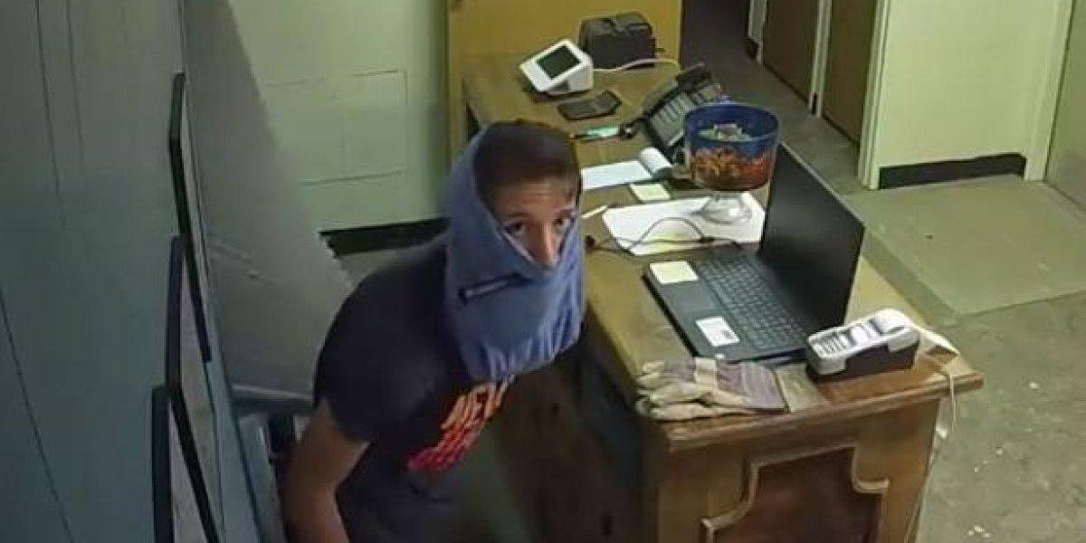 """Un ladrón de """"pocos recursos"""": entró a robar, se puso unos calzoncillos como pasamontañas y ahora lo conocen en todo EEUU"""