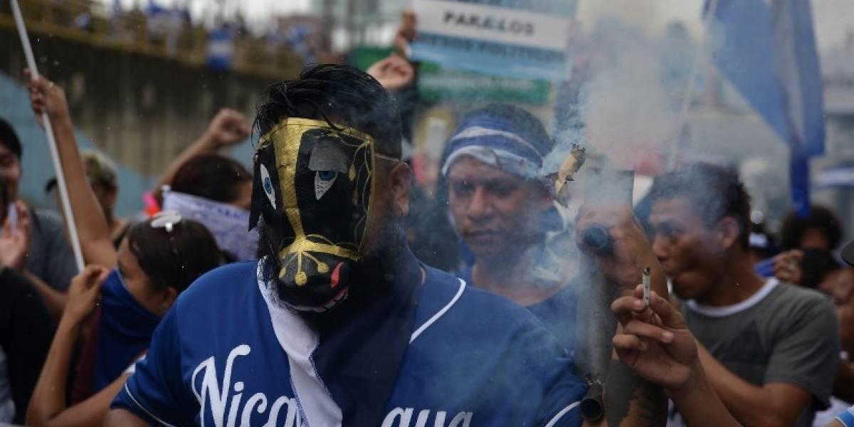 FOTO. La brutal portada del diario francés Libération por crisis en Nicaragua