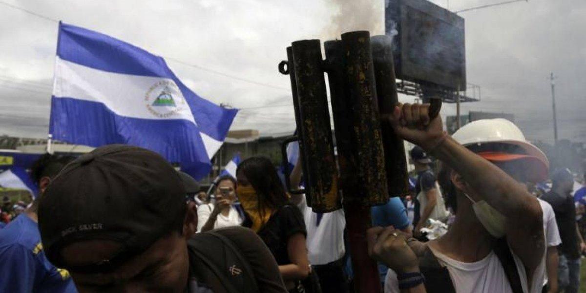 Gobierno de Nicaragua tomó el control de Masaya tras intenso bombardeo