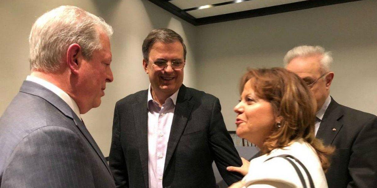 #Política Confidencial Martha Delgado aguarda regresar al sector público