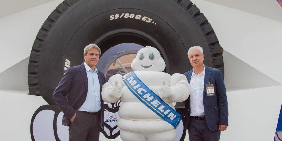 Michelin renueva su vínculo con APL Logistics