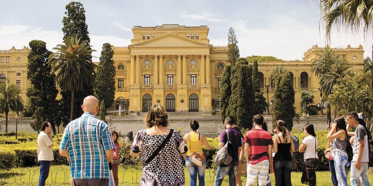 Museu do Ipiranga em festa tem eventos gratuitos neste feriado