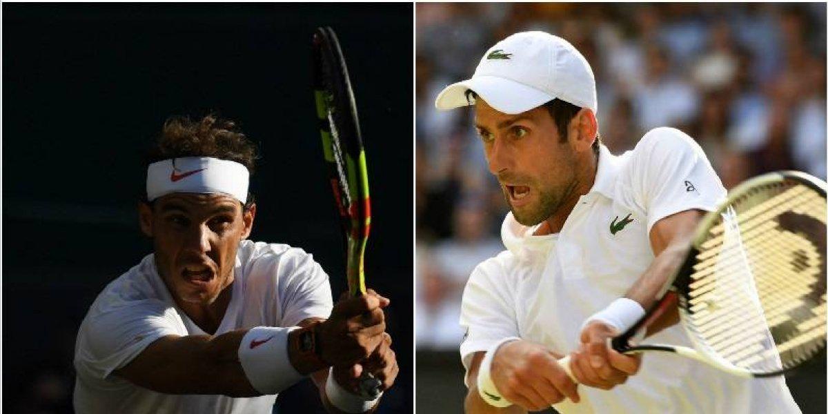 Nadal vs Djokovic: la final adelantada en Wimbledon
