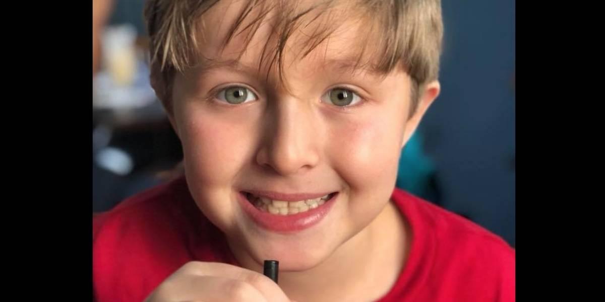 Hijo de Alexandra y Bernier dona 13 mil dólares al Hospital Pediátrico