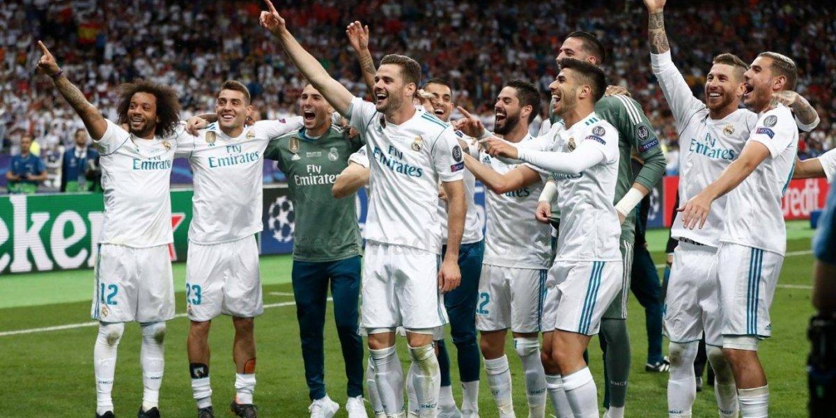 Real Madrid invita al Bernabéu a buzos que salvaron niños en Tailandia