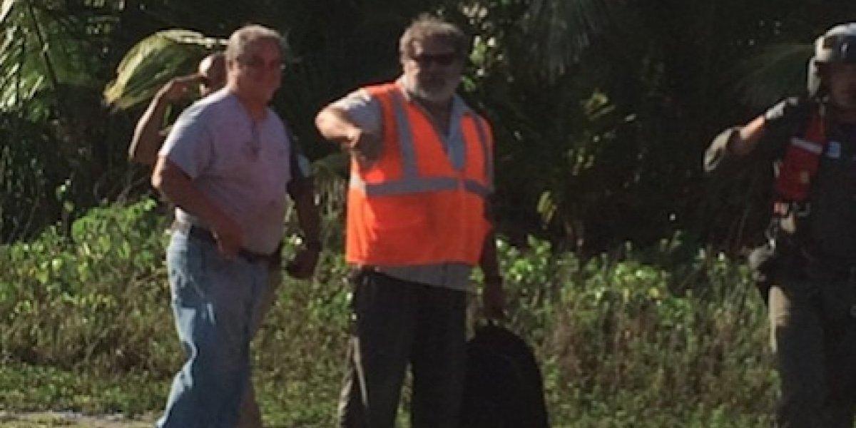 Rescatan cazador perdido en la Isla Mona
