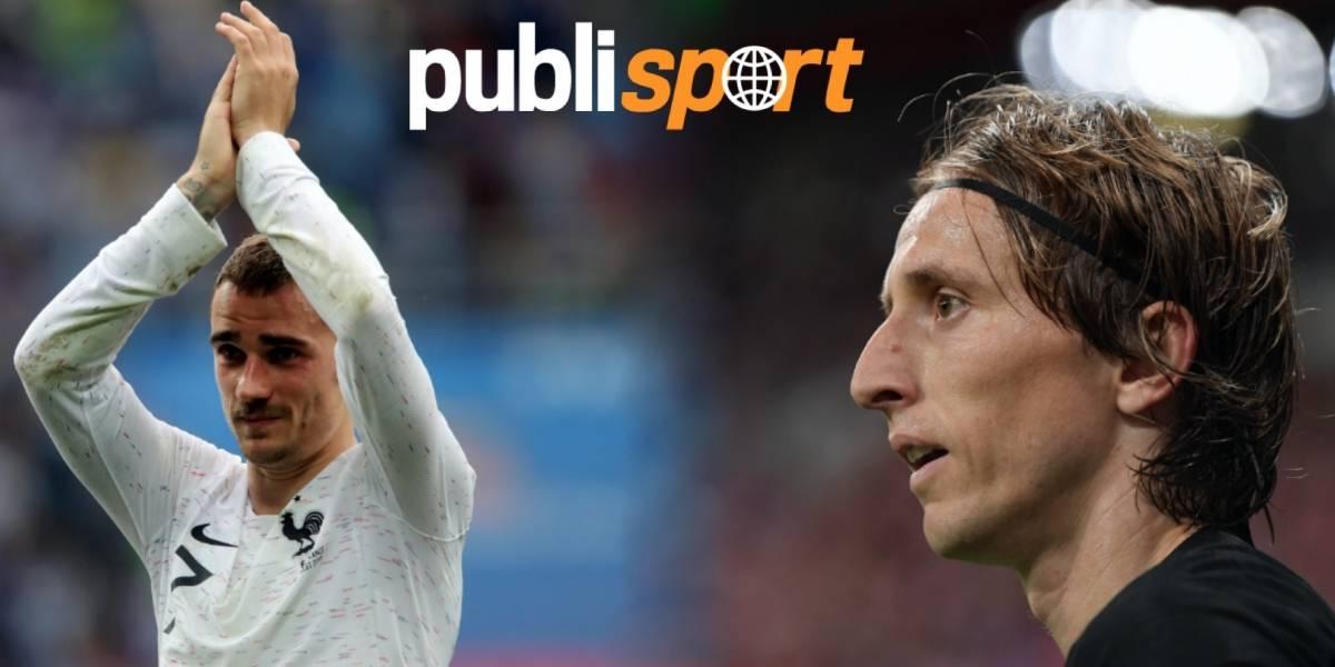Francia vs. Croacia, ¿dónde y a qué hora ver la Final del Mundial?