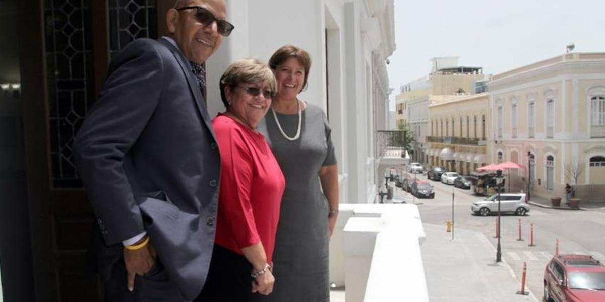Alcaldesa de Ponce se reúne con Jaresko para presentarle situación del municipio