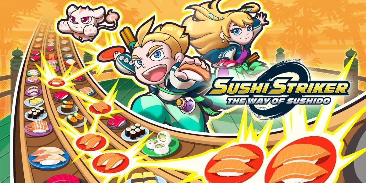 """Sushi Striker: The Way of Sushido, o un notable """"puzzle de acción"""" [FW Labs]"""