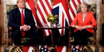 Trump en Londres