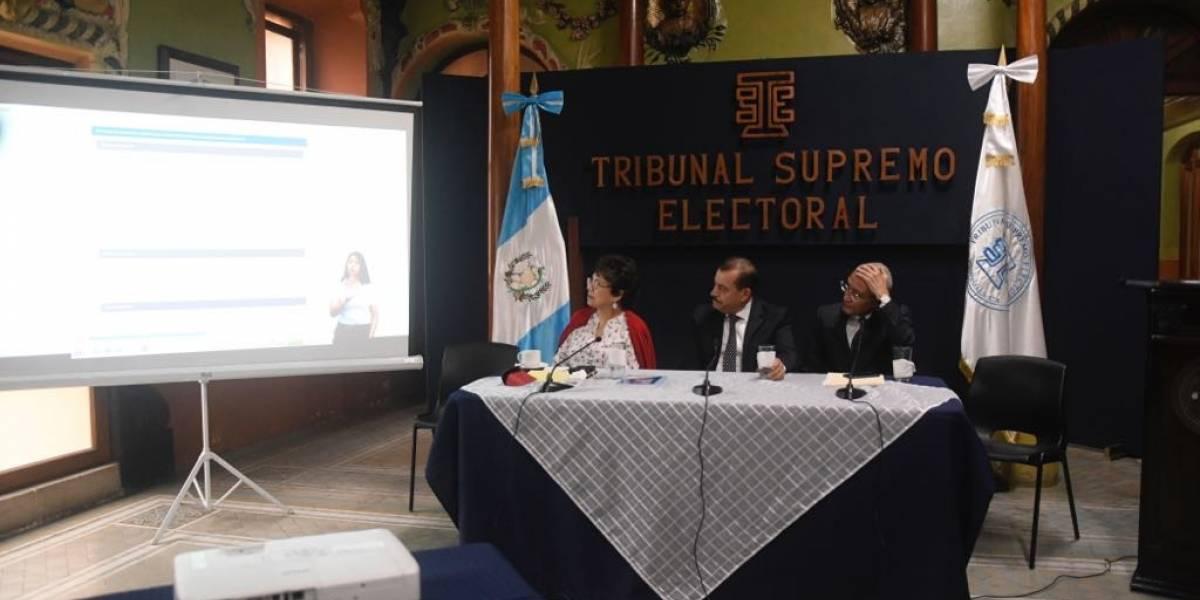 Migrantes guatemaltecos podrán votar para elegir Presidente y Vicepresidente