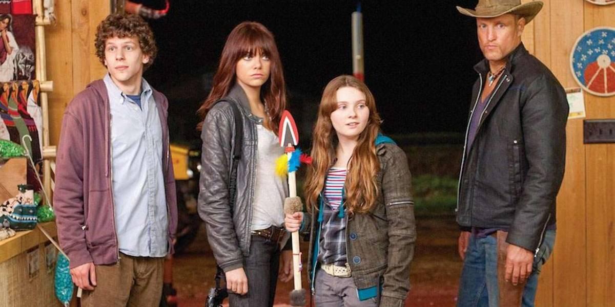 Zombieland 2 es anunciada oficialmente con el regreso del elenco original