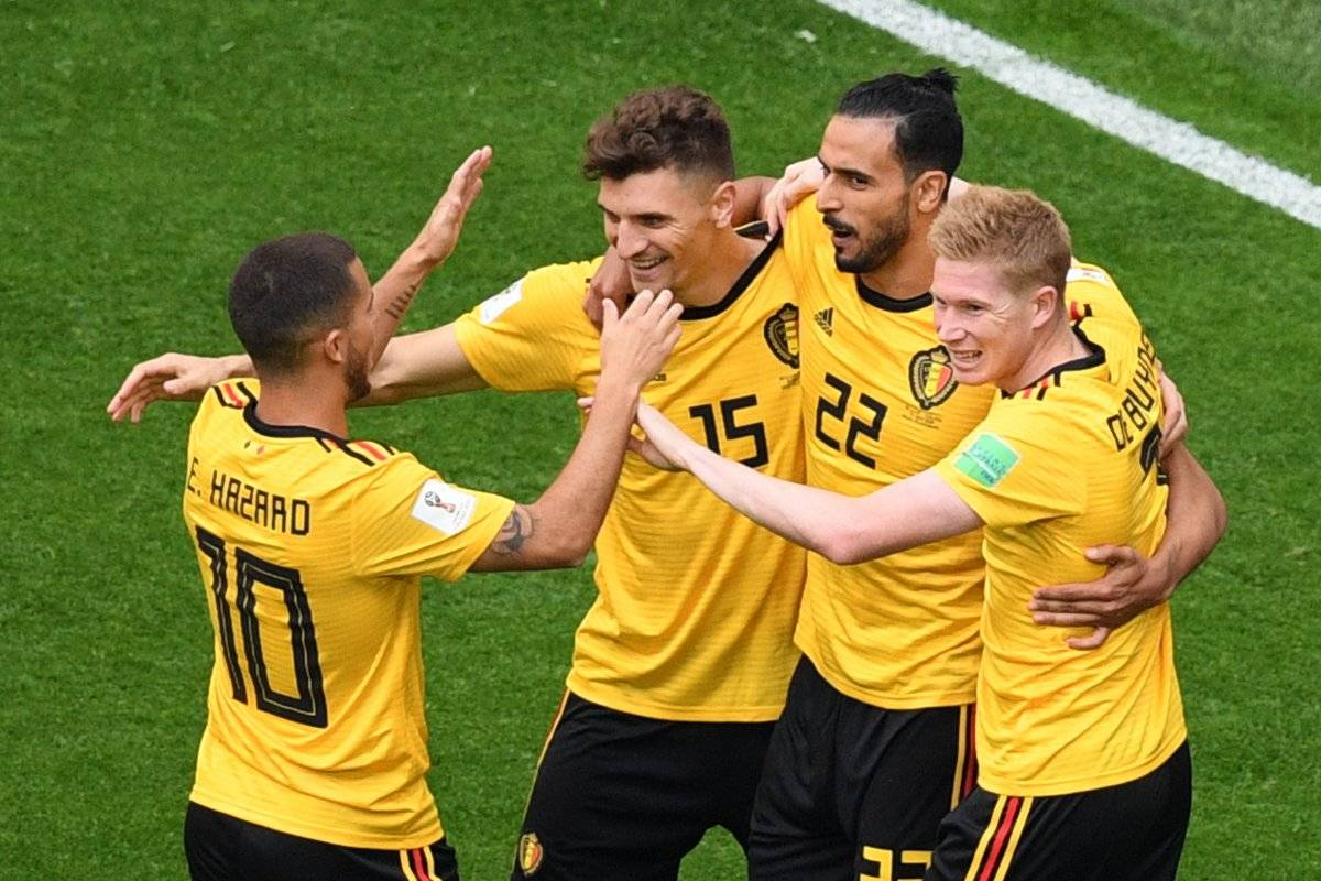 Bélgica se queda con el tercer lugar