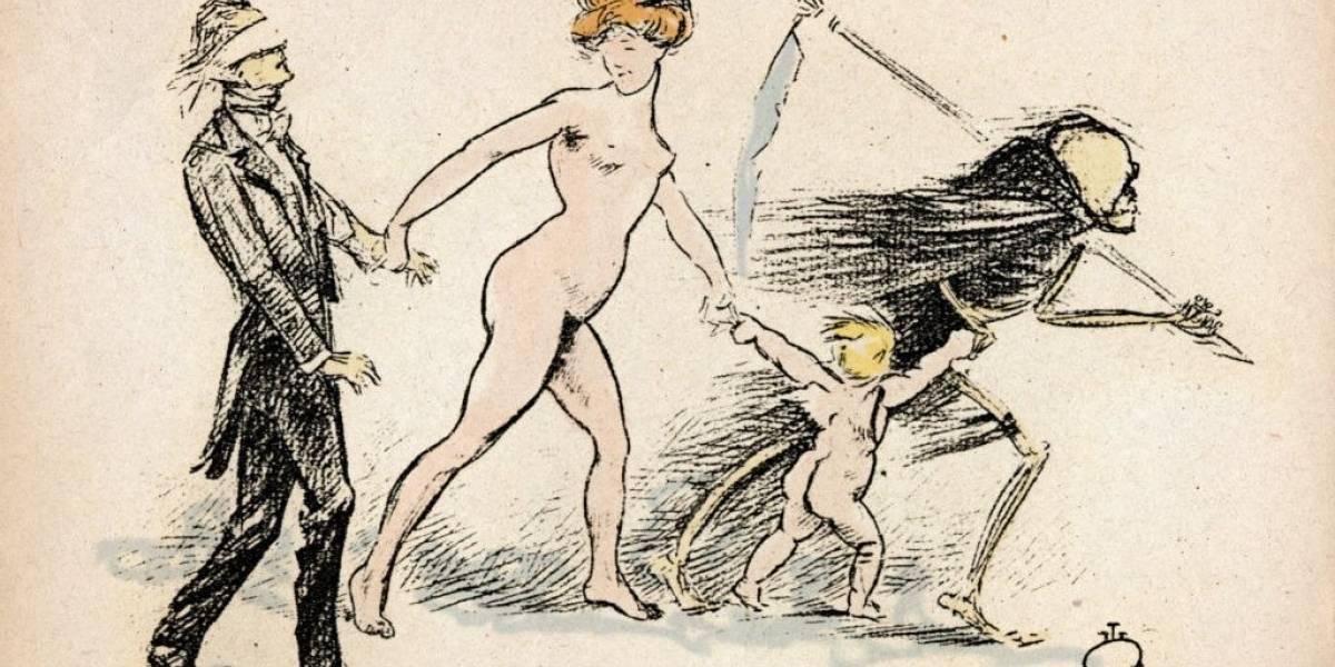 A primeira epidemia de DST: a história da doença sexual que levou Europa a culpar a América no século 16