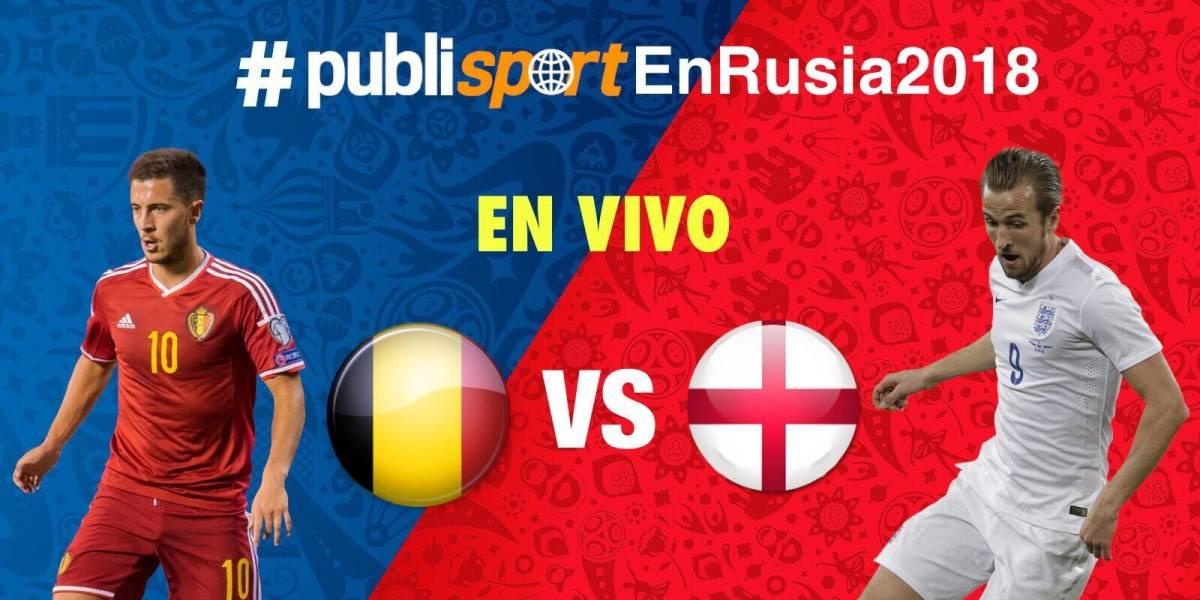 Bélgica vence a Inglaterra y consigue el tercer puesto de Rusia 2018
