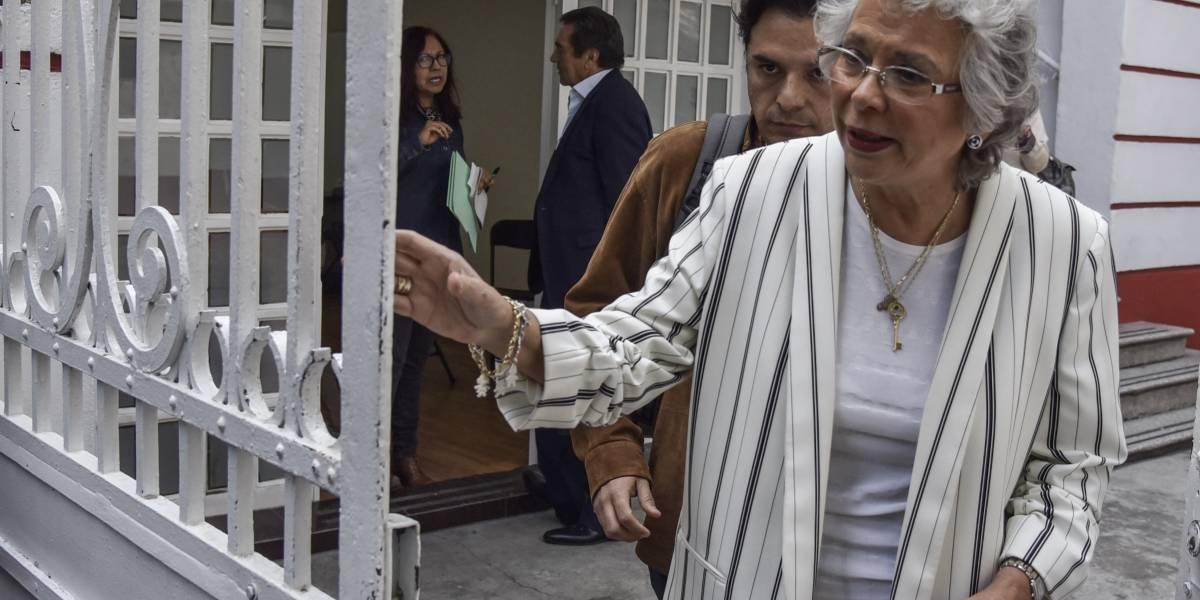 Secretaría de Gobernación reducirá de 7 a 3 subsecretarías: Sánchez Cordero