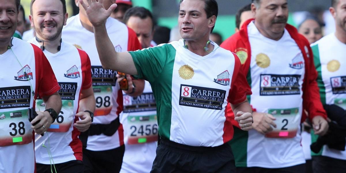 Continuaré trabajando con entusiasmo y entrega por México: Peña Nieto