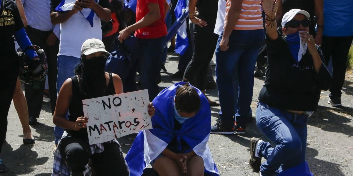 Dos muertos y dos heridos dejó ataque policial contra iglesia de Nicaragua