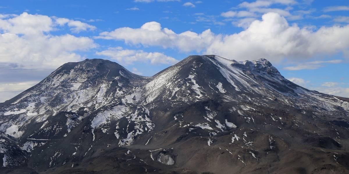 Se mantiene Alerta Amarilla por actividad en complejo volcánico Nevados de Chillán