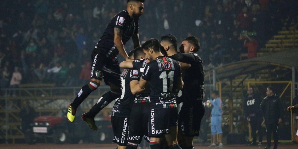 Palestino venció a Cobresal en un sufrido duelo y enfrentará a la U en semis de Copa Chile