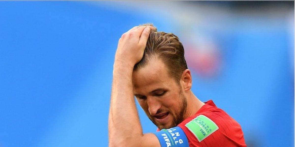 Harry Kane, ¿el peor goleador de la historia de los Mundiales?