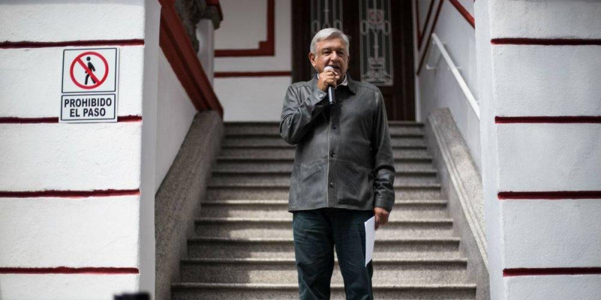 AMLO revela que ganará 108 mil pesos mensuales