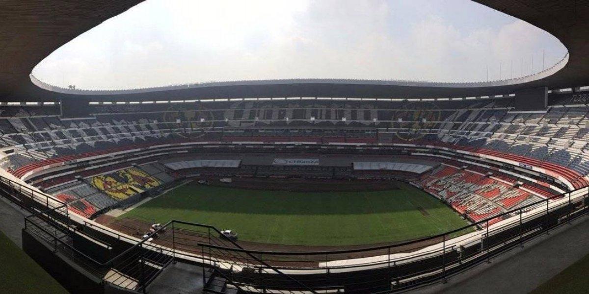 'El Estadio Azteca es del América': Emanuel Aguilera