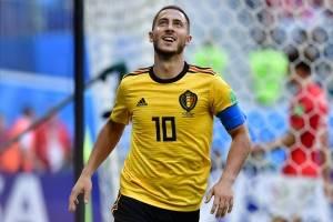 Eden Hazar marcó el segundo gol