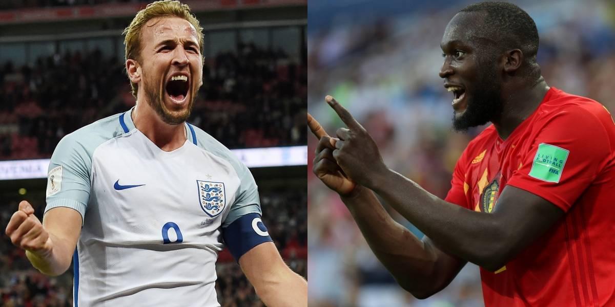 Bélgica e Inglaterra pelean por algo más grande que el honor