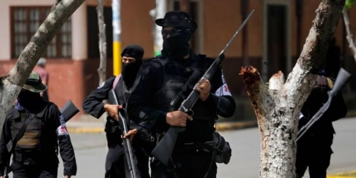 Dos estudiantes muertos en ataque de fuerzas de Ortega a iglesia en Managua
