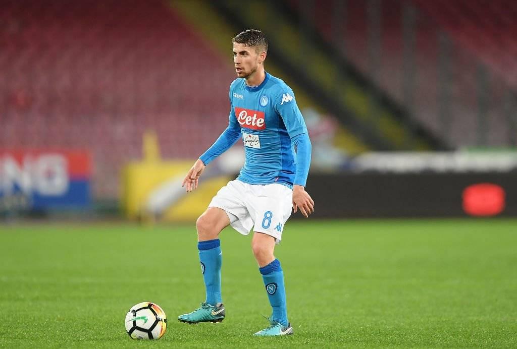 Jorginho, nuevo fichaje del Chelsea, fue pieza clave en el Napoli de Sarri / Foto: Getty Images