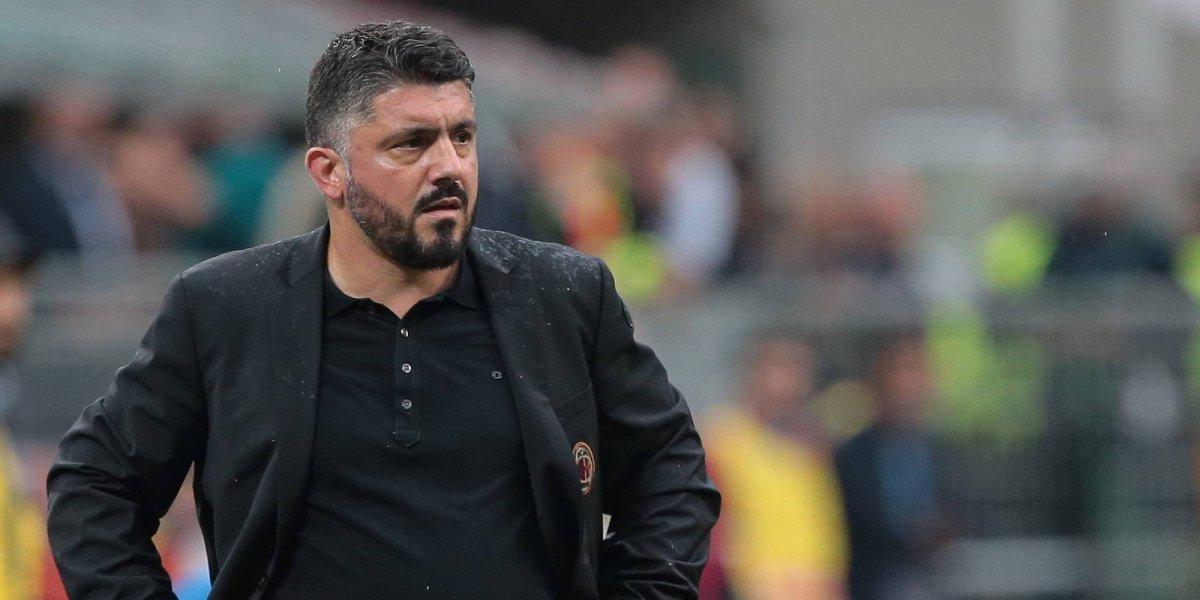 Gennaro Gattuso, investigado por posible blanqueo de dinero