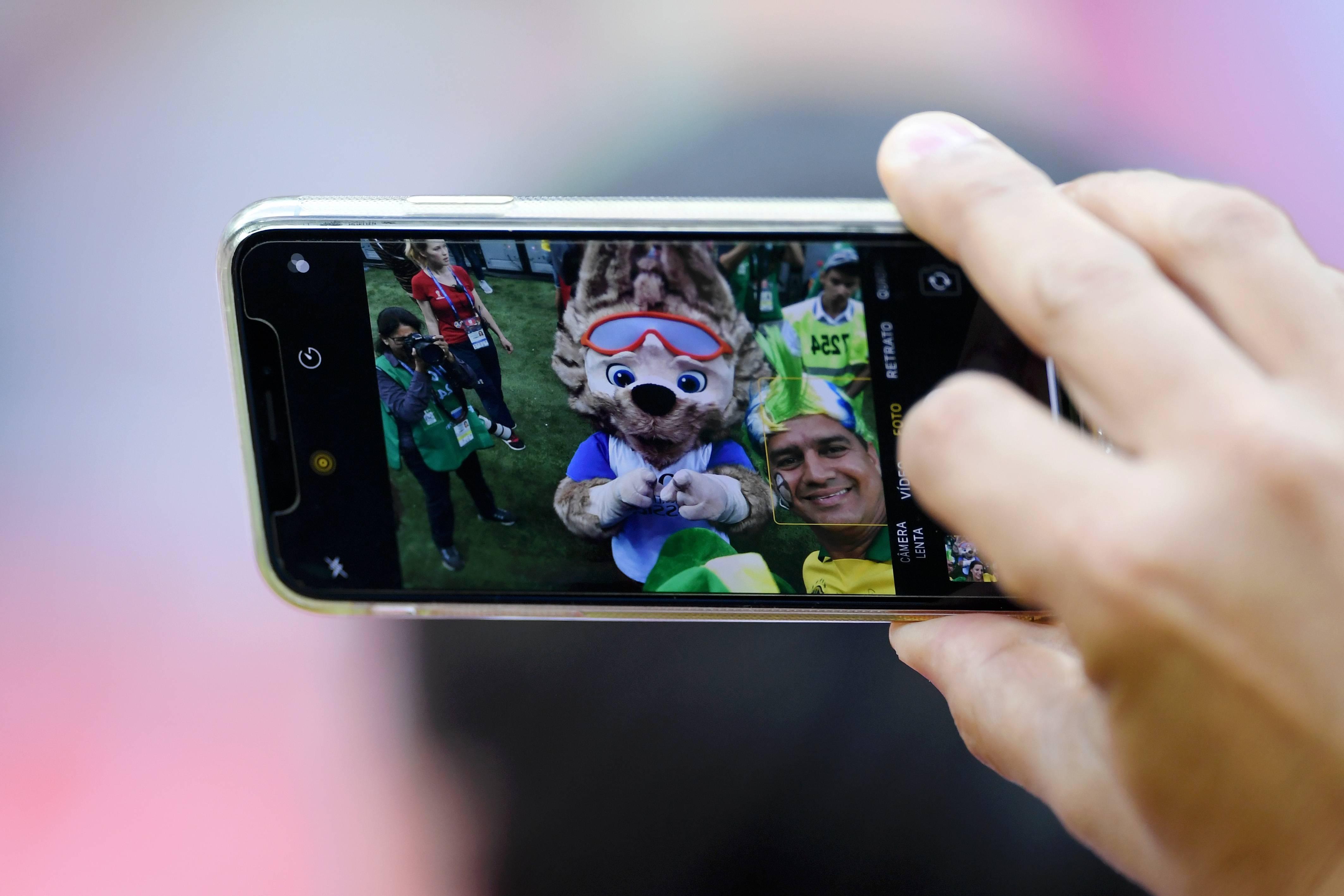 Revelan cifras del tráfico teléfono que ha provocativo el mundial de Rusia