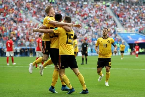 Bélgica consiguió su mejor posición histórica en un Mundial en Rusia 2018 / Foto: Getty Images