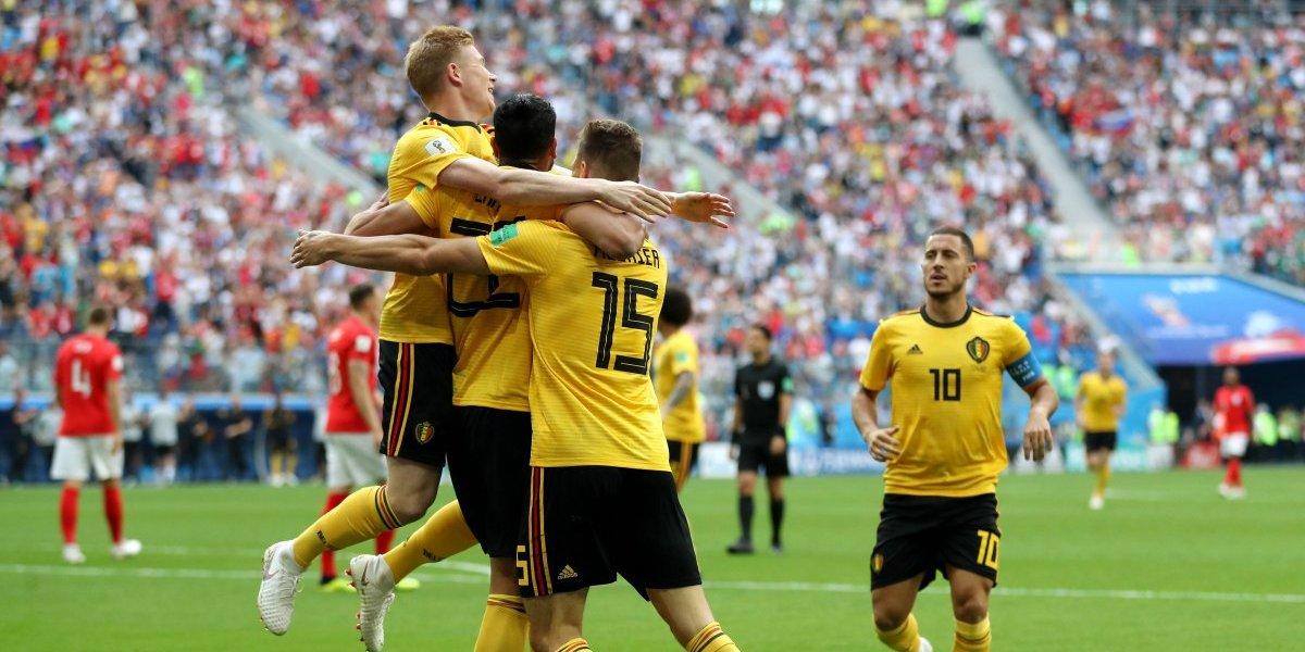 Bélgica se queda con el tercer lugar anotando dos goles ante Inglaterra