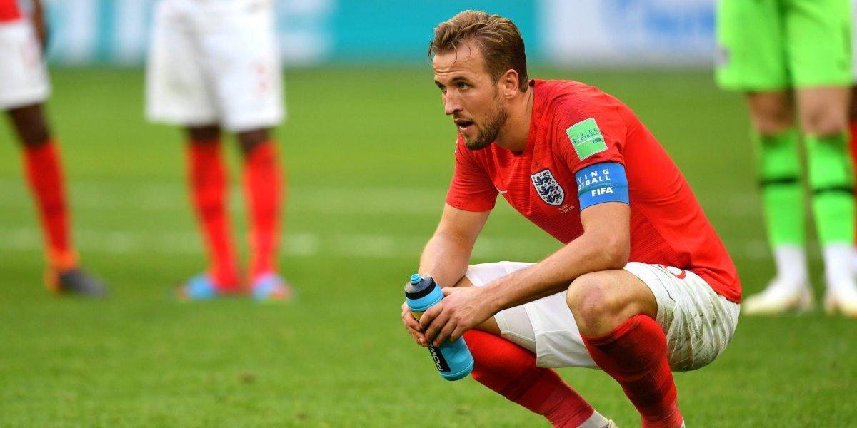 """El """"HurriKane"""" goleador de Rusia 2018 se esfumó en instancias decisivas para Inglaterra"""