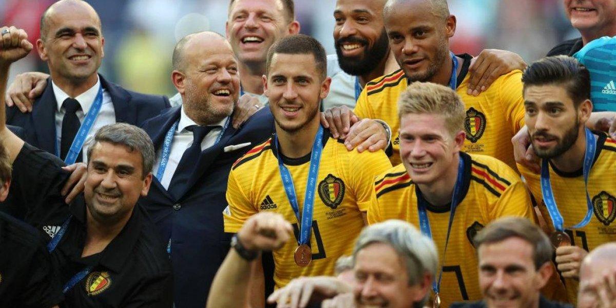 """Eden Hazard se candidatea para el Balón de Oro en Rusia 2018: """"Yo me daría el título a mí"""""""