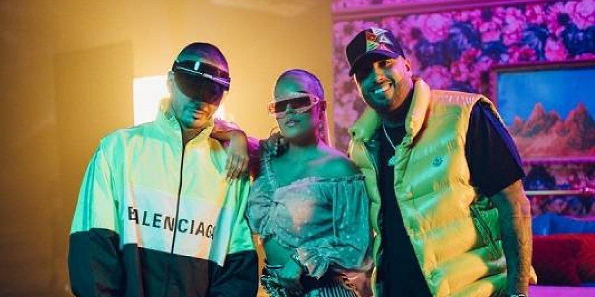"""Karol G lanza remix de """"Mi cama"""" con J Balvin y Nicky Jam"""