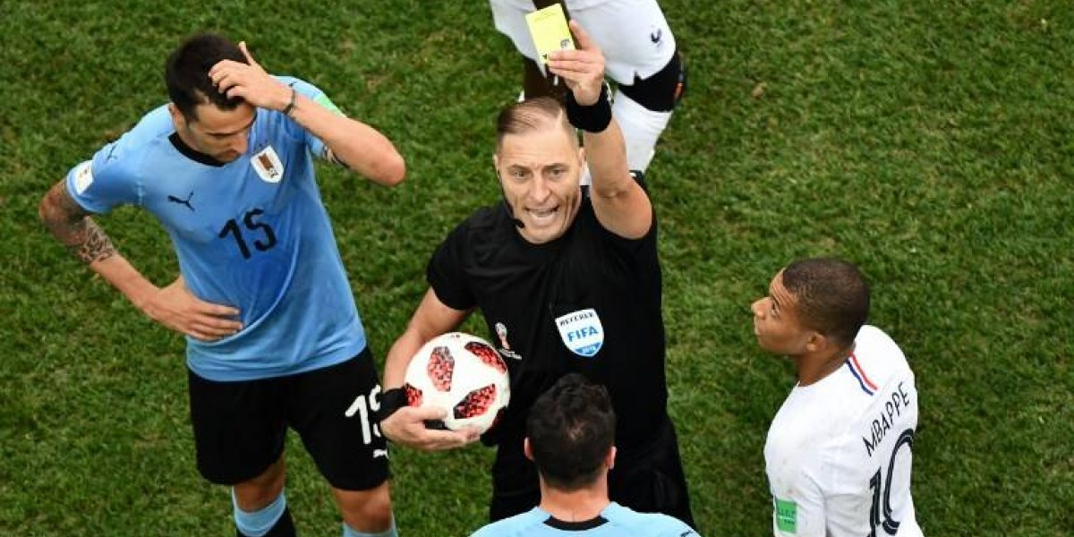 La historia del arbitro que pasó de ser guardia de seguridad a pitar la final del Mundial