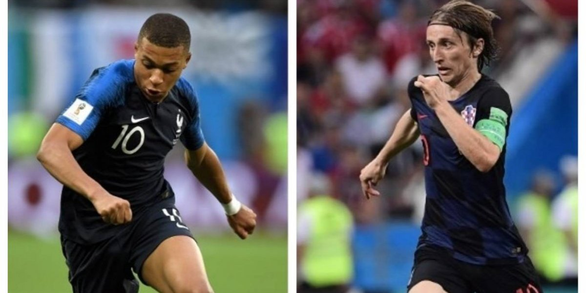 Las emociones del Mundial de Rusia terminan con la gran final Francia vs. Croacia