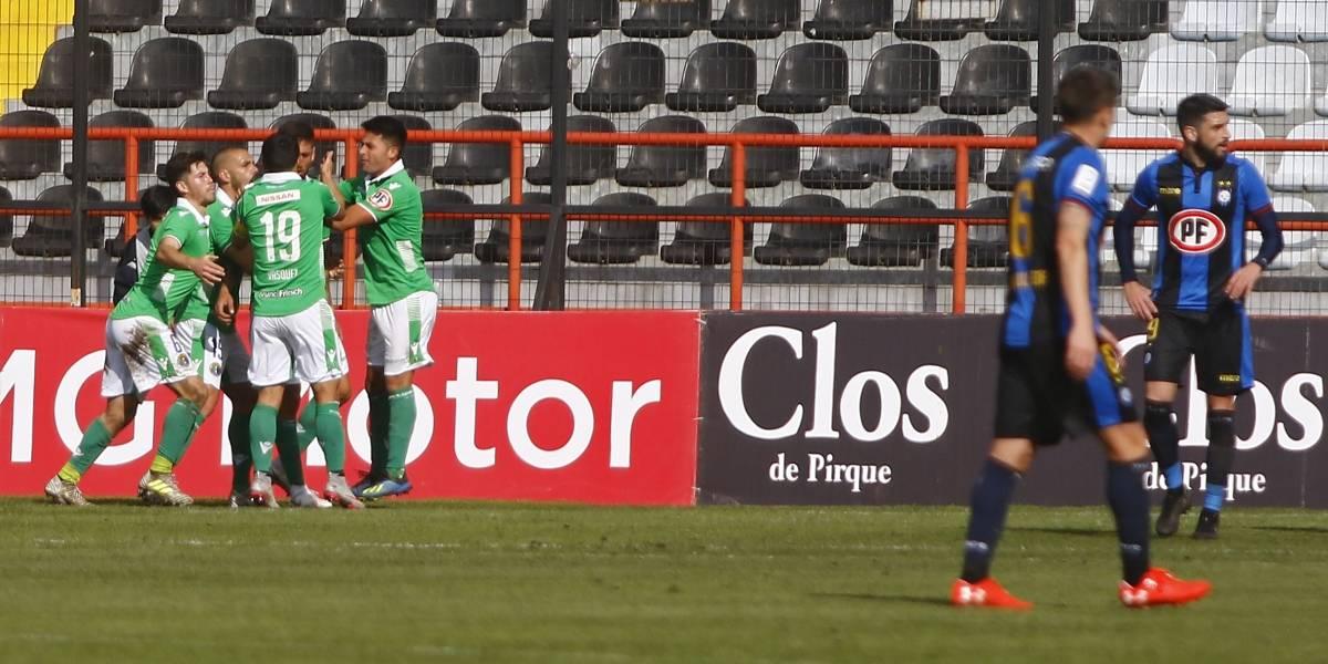 Audax Italiano sudó la gota gorda, pero venció a Huachipato y clasificó a semis de Copa Chile