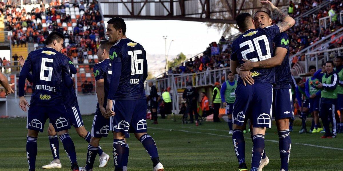 Con la U como favorito: así se jugarán las semifinales de la Copa Chile 2018