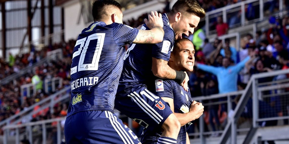 La U venció en un estremecedor partido a Cobreloa y se metió en semifinales de Copa Chile