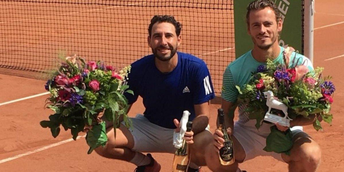 Santiago González se corona en dobles de Challenger en Alemania