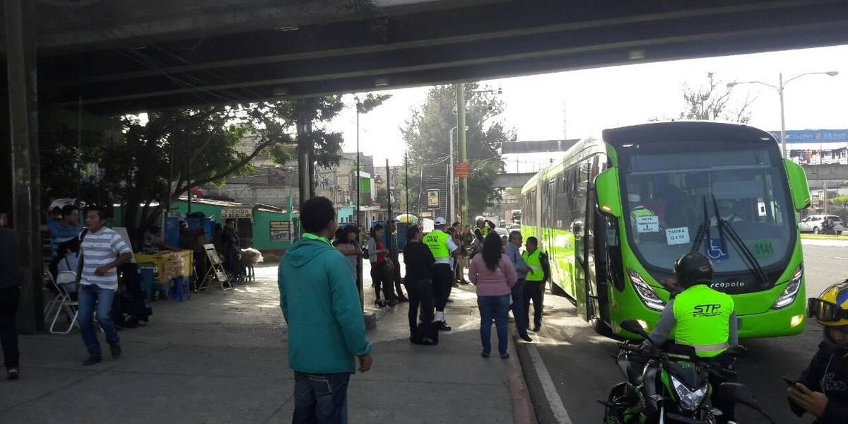 Comuna analizará el costo del pasaje de la Línea 7 del Transmetro