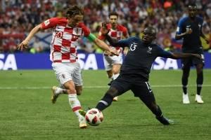 Duelo entre Francia y Croacia en la gran final