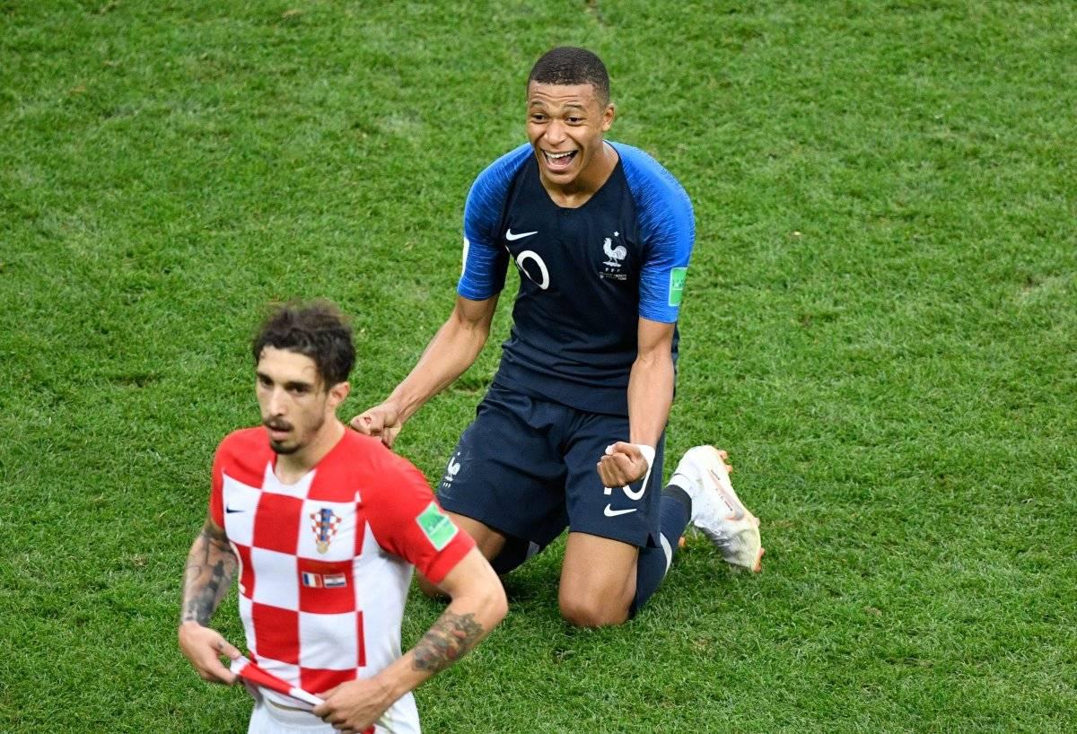 Croacia fue su última víctima para ganar el Mundial