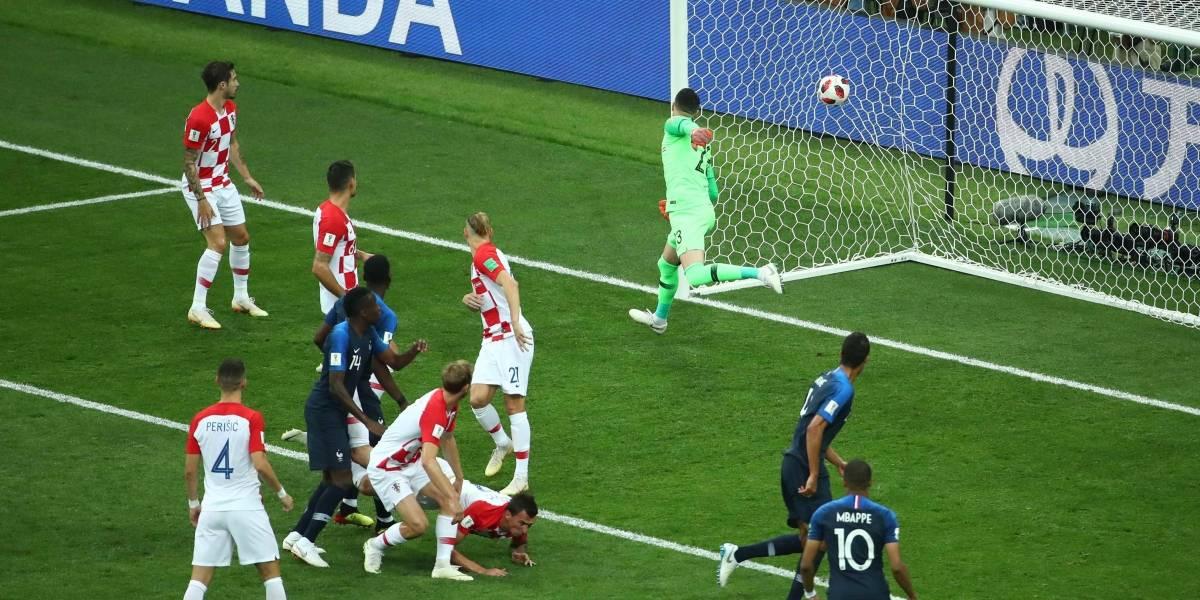 AO VIVO: França vence a Croácia por 4 a 2 e conquista Copa da Rússia