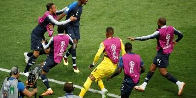 França gol